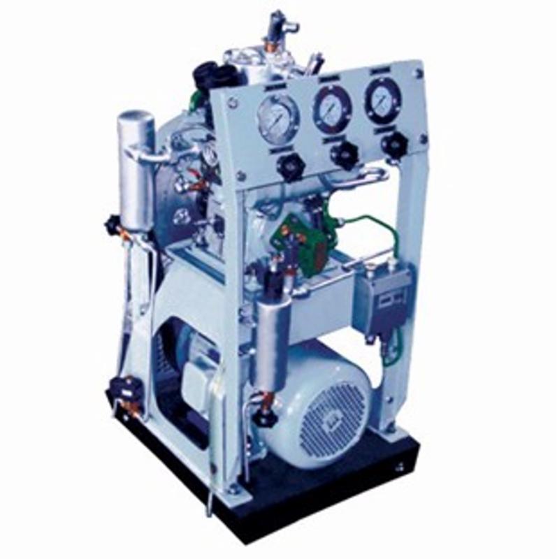 舰船用高压水冷&皮带传动空气压缩机!''