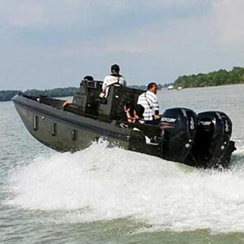 8.3米巡逻艇!''