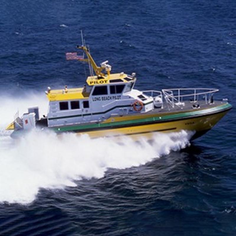 17.6米巡逻艇!''