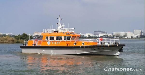 江龙船艇再获两艘出口尼日利亚引航艇建造合同